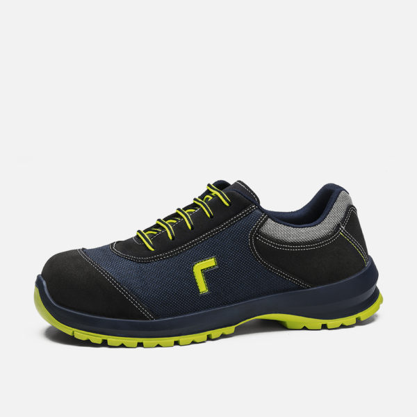 Safety footwear, ALAMO FRESH model (S1+SRC)