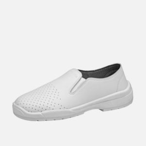 Safety footwear, CARMEN MICRO WHITE model