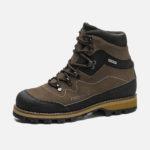 Safety footwear, Harvard brown model