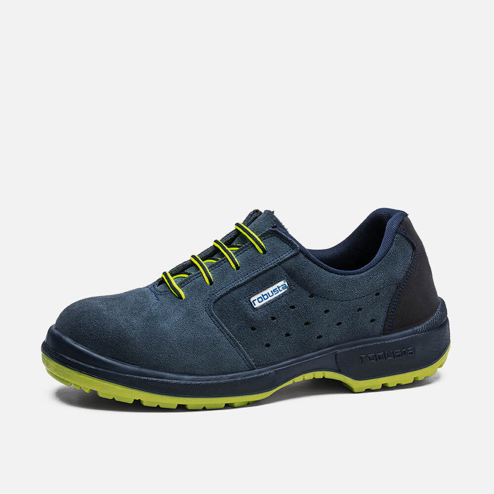 Zapato modelo acebo s1 src calzados robusta - Zapato de seguridad ...