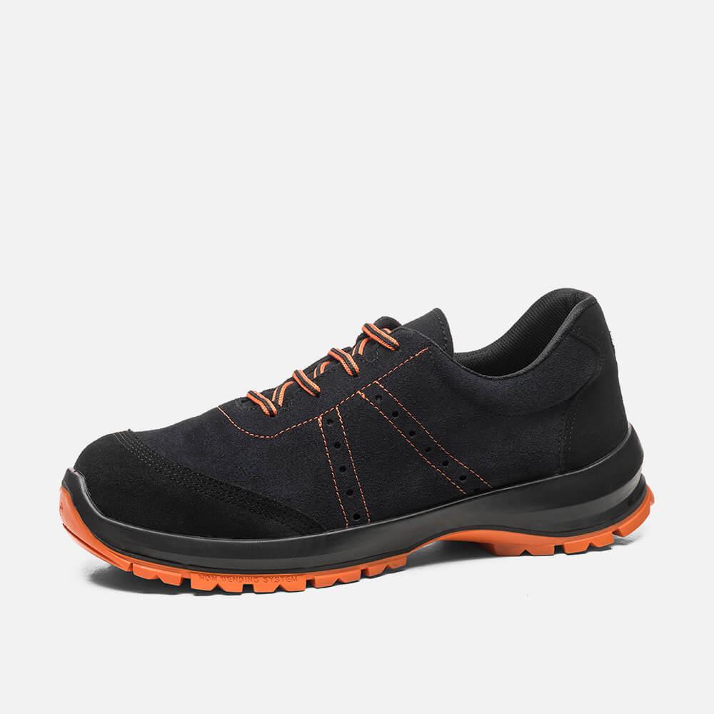 Botas de seguridad sin cordones para hombre zapato cofra for Botas de seguridad s3