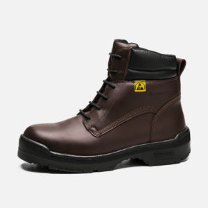 Safety footwear, almendro ADE model