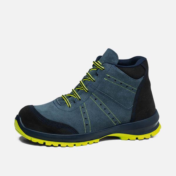 Safety footwear, Boj model