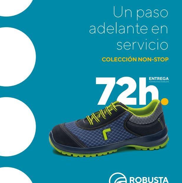 Robusta Colección Non-Stop 72h